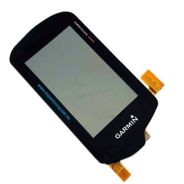 Cambiar pantalla completa rota (LCD + tactil) GARMIN OREGON 700