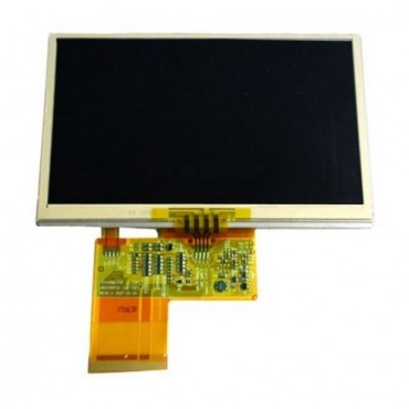 Cambiar pantalla LCD rota tomtom ECLIPSE II (AVN4429) ( TOYOTA YARIS, TOYOTA AYGO, TOYOTA IQ, PEUGEOT 107, CITROEN C1, SUBARU, SSANGYONG ) - 4,3 pulgadas