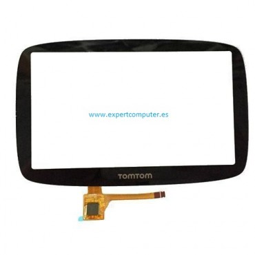 Reparar pantalla tactil rota tomtom GO 520 WIFI - 5,0 pulgadas