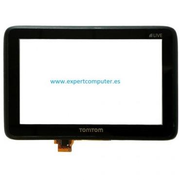 Reparar pantalla tactil rota tomtom PRO 5150 TRUCK, PRO 7150 TRUCK
