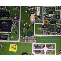 Reparar placa electronica tomtom RIDER