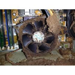 Limpieza ventiladores y disipadores ordenadores