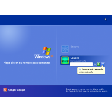 Eliminación de contraseña de Windows