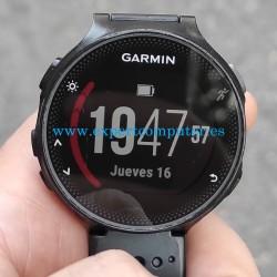 REPARACIÓN RELOJES GPS GARMIN FORERUNNER
